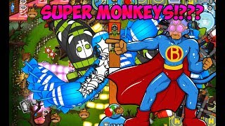 Can Super Monkeys Really Do THAT?!