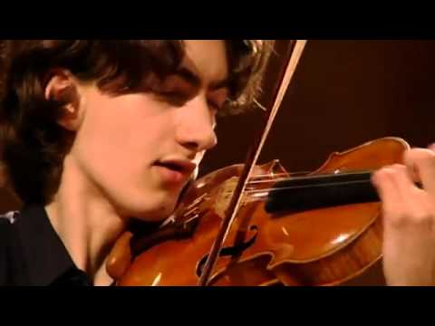 Stephen Waarts | Bartok | Concerto No. 2 | 2015 Queen Elisabeth International Violin Competition