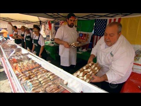 Philadelphia's Italian Market celebrates 100th birthday