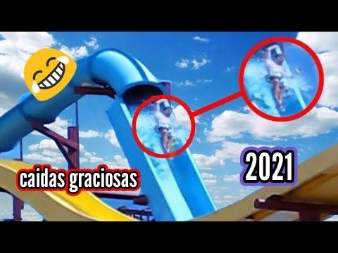 Download CAIDAS GRACIOSAS EN PARQUES ACUÁTICOS 2021 😂😂😂✔️🌟