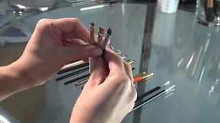Лучшая кисть для бровей от Aliexpress(показ).Best eyebrow brush from Aliexpress