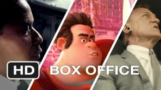 Video Weekend Box Office - November 9-11 2012 - Studio Earnings Report HD download MP3, 3GP, MP4, WEBM, AVI, FLV Juli 2018
