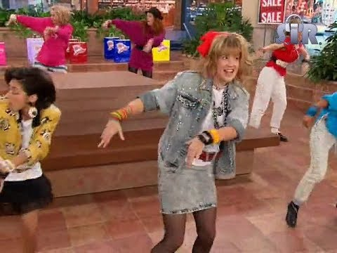 Robin Sparkles feat. Ursa Major & S.I.R. - Let's Go To The Mall (S.I.R.'s Hip Hop Remix) MUSIC VIDEO