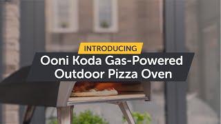 Introducing Ooni Koda