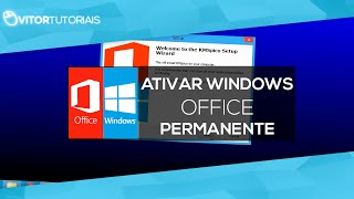 Como Ativar Windows 8/8.1/10 ou Office 2010/2013 e 2016 (32/64 Bits)