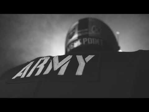 Believe It  Army Football Entrance  2017 4K