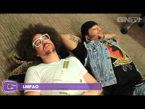 LMFAO Interview with Guestlist