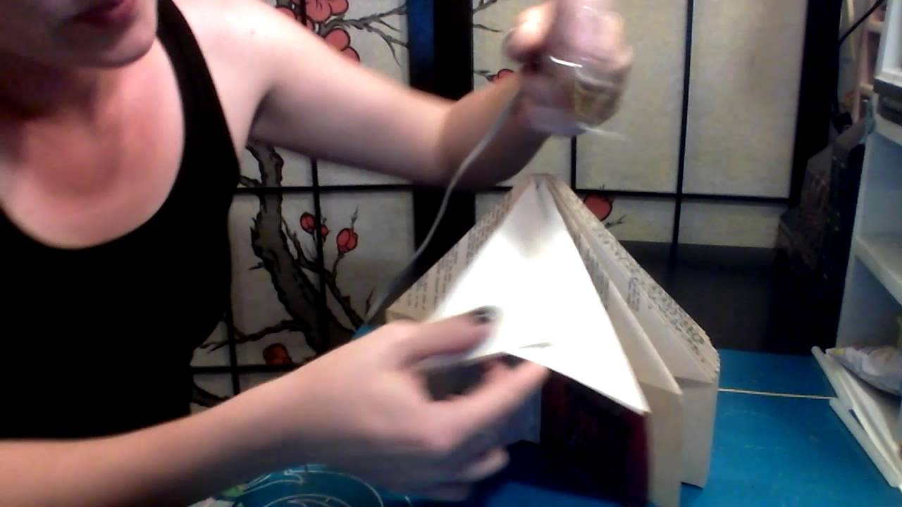 & DIY: Book Circus Tent PART 1 - YouTube