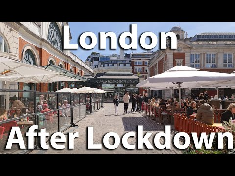 WHOOPEE! - LONDON RE-OPENS // BEST OUTDOOR PLACES for Londoners to EAT 'N' DRINK after #LOCKDOWN2