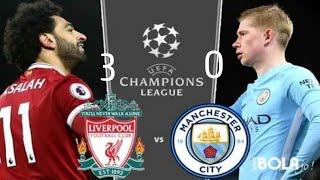 Download Video Hasil Liga Champion Tadi Malam Liverpool vs Man City Highlight... MP3 3GP MP4