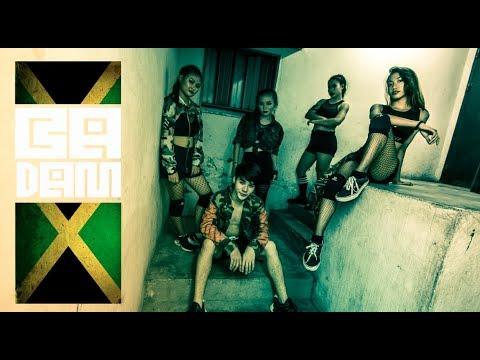 Hardwell & Henry Fong feat Mr. Vegas - Badam [ Dance video by DANCEZONE ]