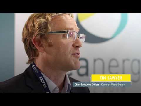 SEANERGY - Tim SAWYER - Carnegie Wave Energy