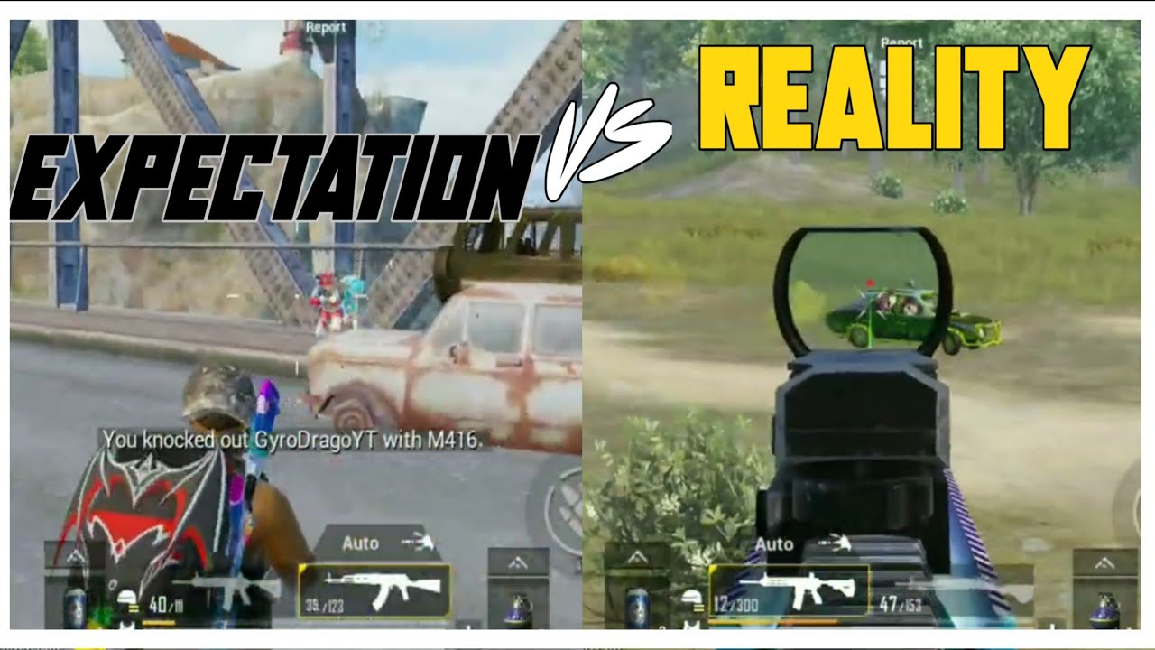 Expectation vs Reality PubgMobile Team Support | Meme | Watch till the end• Stallion YT •SadClutch
