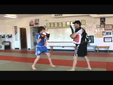 Leading edge MMA Kid