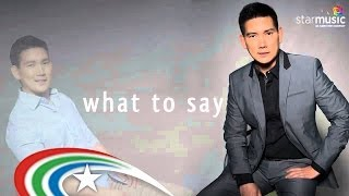 Watch Richard Yap Dont Know What To Do video