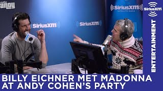 Madonna showed up at Andy Cohen