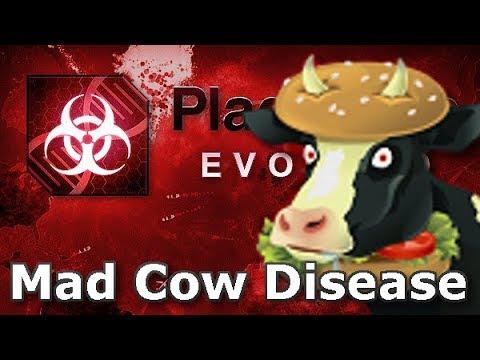 Plague Inc: Official Scenarios - Mad Cow Disease (Mega Brutal) image
