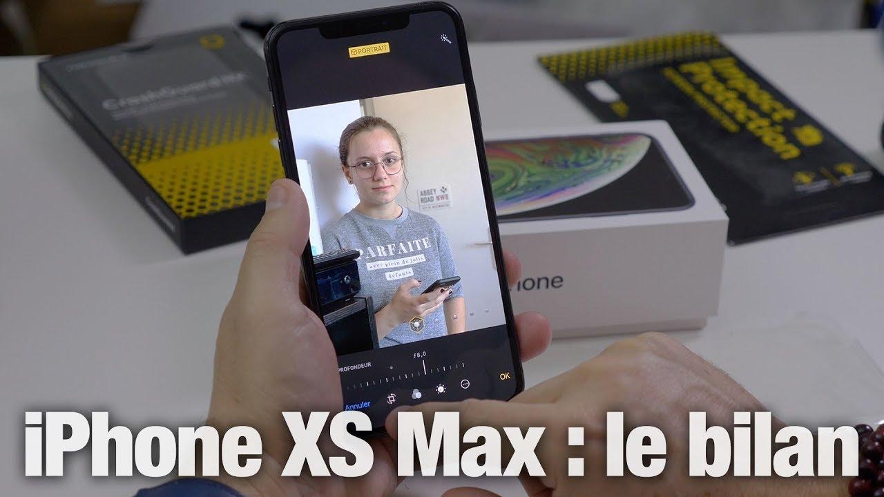 IPhone XS Max Bilan Apres 3 Semaines De Test