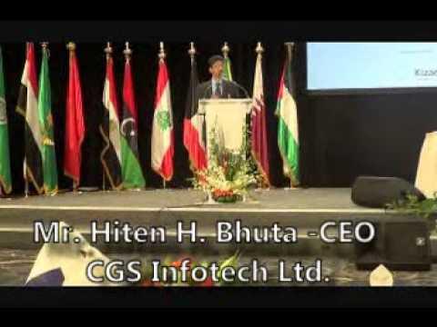 Hiten Bhuta - Abu Dhabi - Arab-India Partnership -- 23rd May 2012 -- Abu Dhabi, UAE