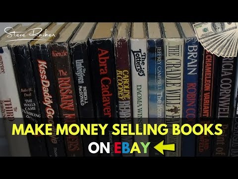 Can You Make Money Selling Books On EBay?