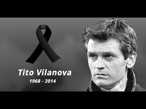 Tito Vilanova dies Ex Barcelona coach loses cancer battle aged 45