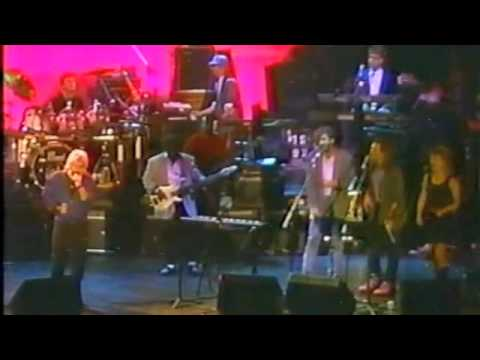 Let's Stay Together w/Michael McDonald from Kenny Loggins Christmas Unity Concert 1988