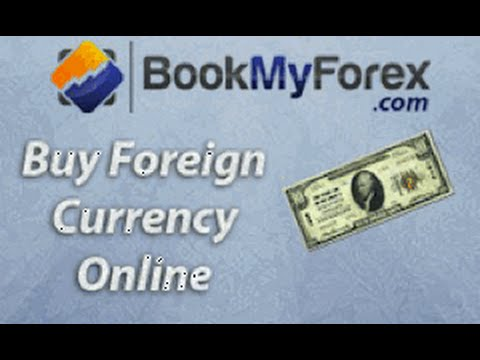 Online order forex rates india