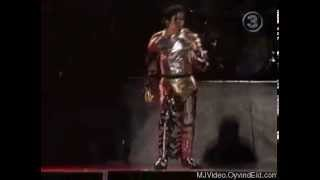 Michael Jackson - Scream LIVE!