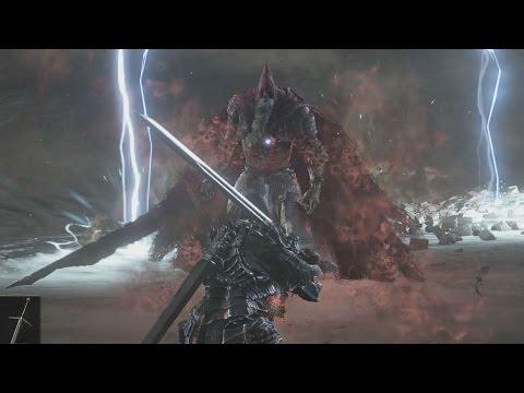 Dark Souls 3 - Slave Knight Gael NG+7