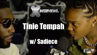 Tinie Tempah Interview w Sadiece Talks rumors UK Music Industry amp; Chocolate Biscuits