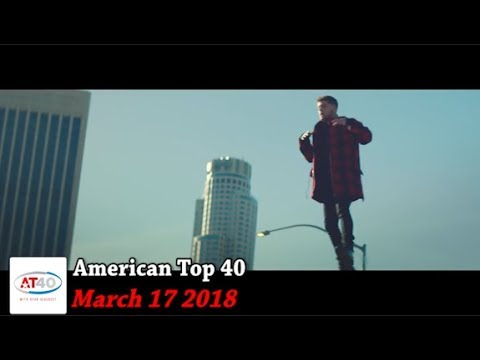 American Top 40 ~ March 17, 2018