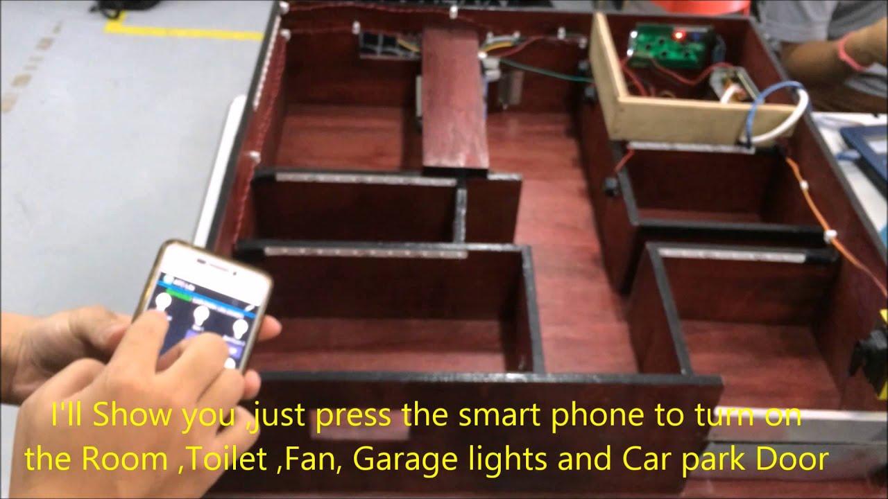Arduino smart home youtube