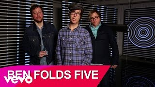 Ben Folds Fiveアーティスト写真