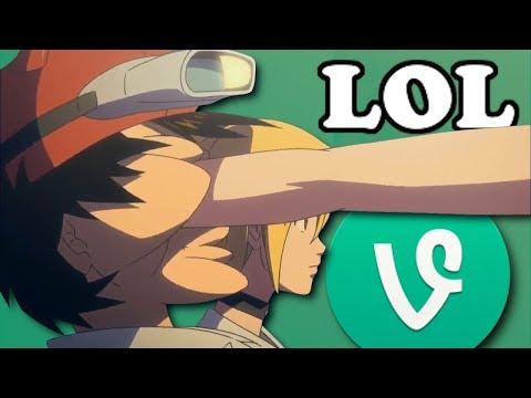 Anime Vines / Crack LOL PUNCH! #201