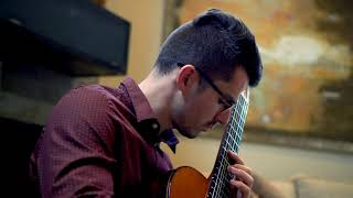 John Oeth performs Sonatina: I.Allegretto by Federico Moreno Torroba