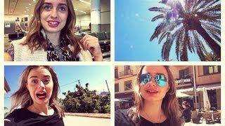 VLOG: Первые дни в Испании! ☀