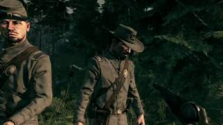 Call Of Juarez: Bound In Blood PC First Level Gameplay - Part 1 of 3 - Maxed Out HD