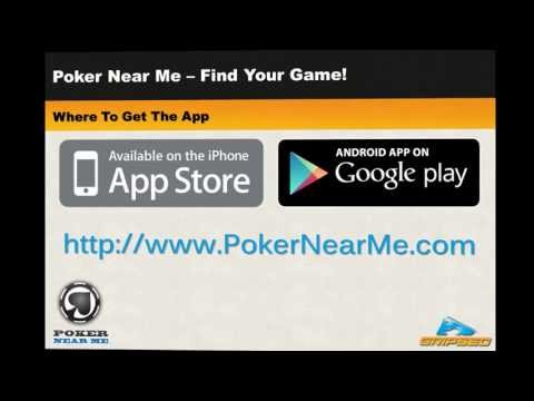 Poker Near Me - Iphone + Android Poker App - Find Your Game