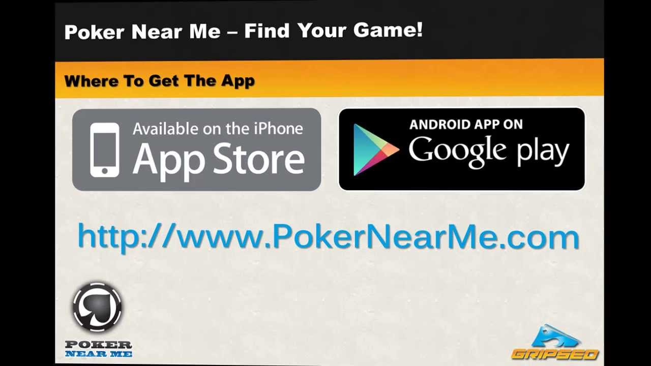 Poker Games Near Me