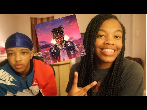 JUICE WRLD – LEGENDS NEVER DIE ALBUM REACTION
