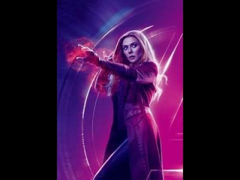 Scarlet Witch vs.WBU Corvus Glaive 50, Marvel future fight