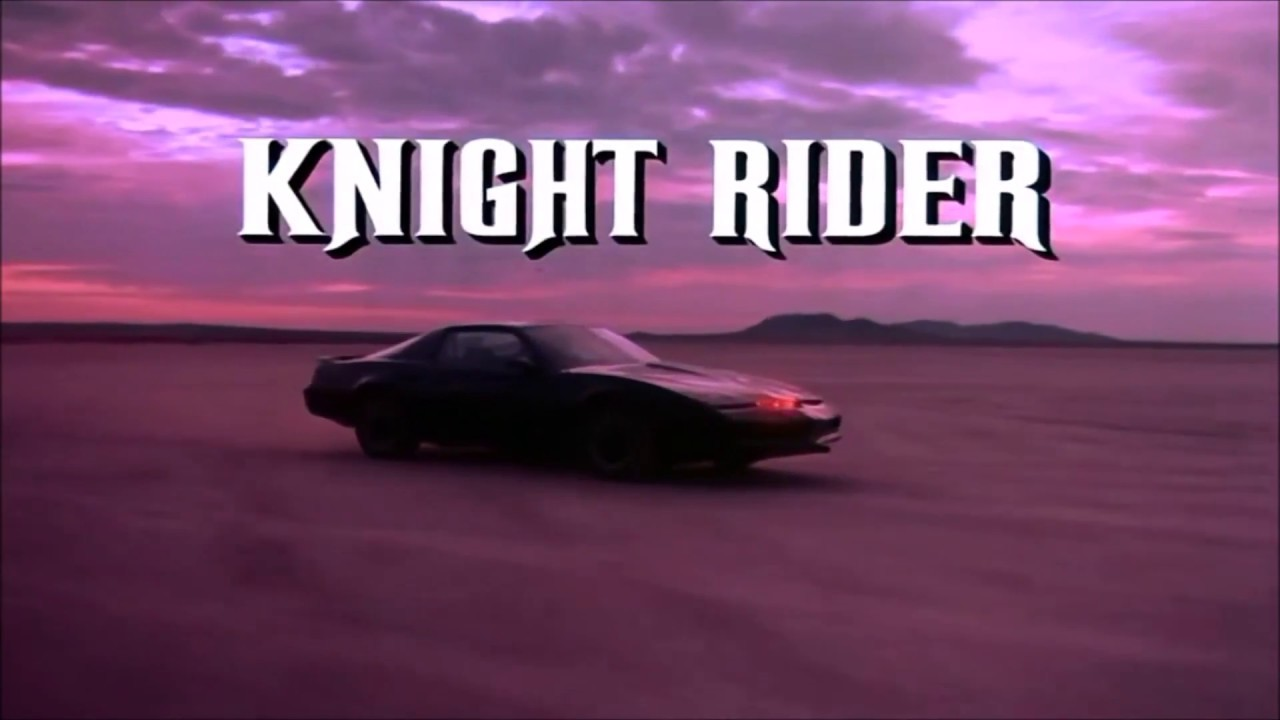 Download KNIGHT RIDER 1982  digitally remastered theme