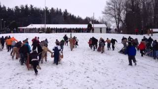 Klondike Derby, Johnny Appleseed Trail District, Boy Scouts Of America
