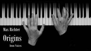 Max Richter - Origins | Voices | Piano Cover + Piano Sheet Music