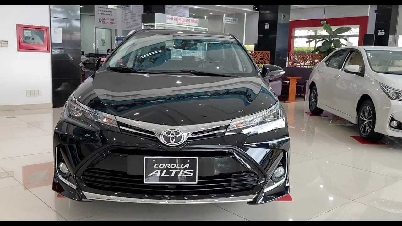 video Toyota Corolla Altis X CVT-i 1.8 2021 Price, Specifications & Features in Pakistan