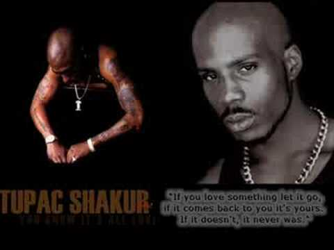 Dmx ft 2pac  Who we be remix