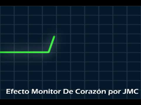 after effects efecto monitor corazon youtube