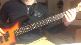 Sleepwalk bass cover