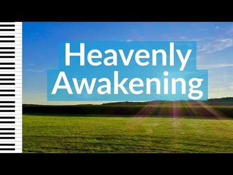 Heavenly Awakening - Instrumental Prayer  Soaking and Worship Piano Music #PianoMessage