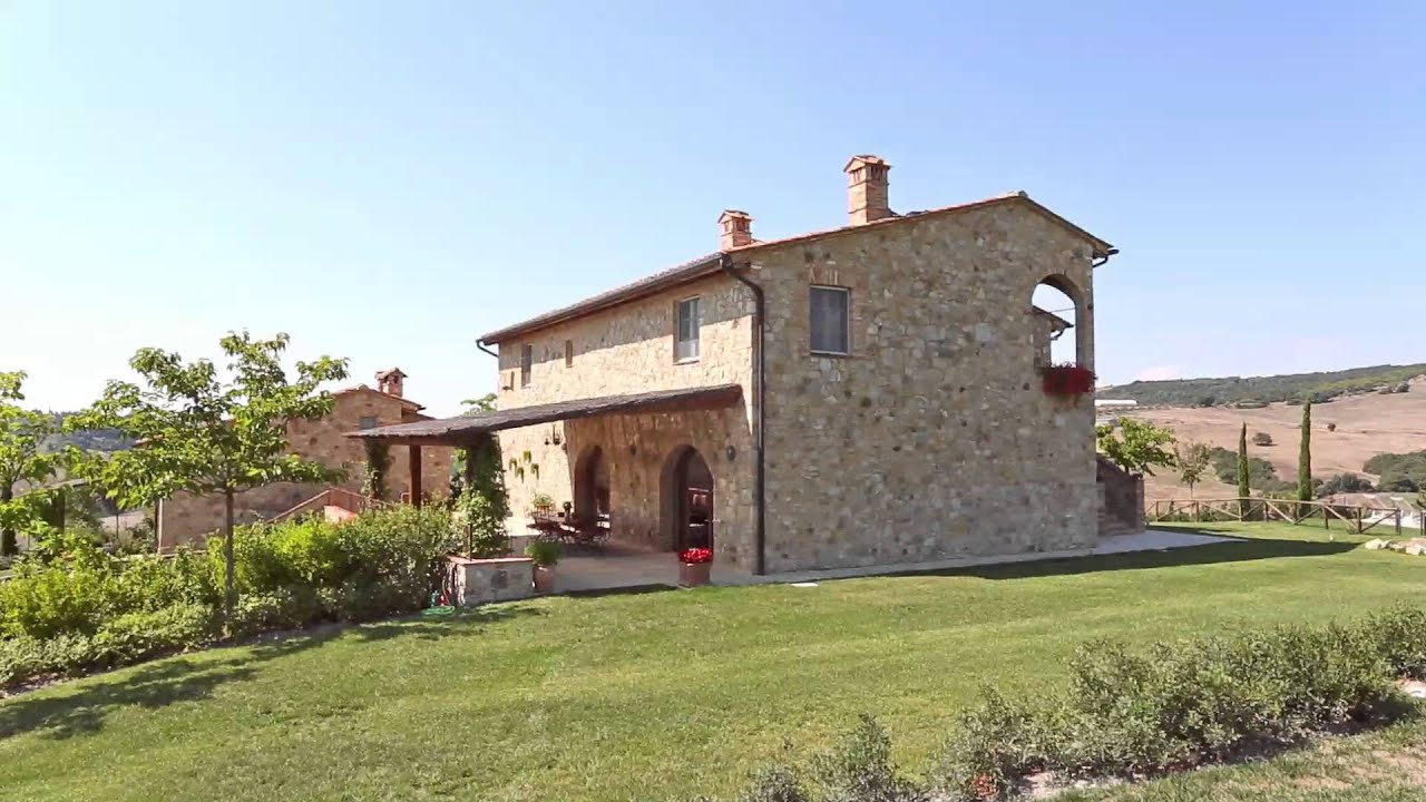 Bravo villas villa toscana siena tuscany youtube for Villas toscana